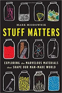 Stuff Matters: Exploring the Marvelous Materials that Shape our Man-Made World by Mark Miodownik book cover