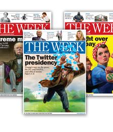 3 the week magazine covers
