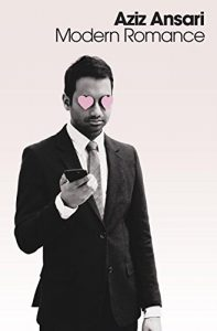 modern romance by aziz ansari book cover