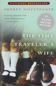 time travelers wife by audrey Niffenegger book cover