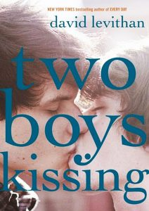 two boys kissing by david levithan book cover