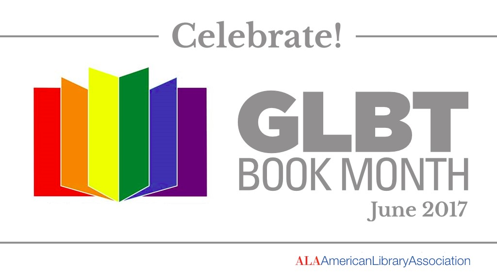 LGBT Book Month image