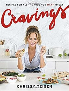 cravings by chrissy teigen book cover