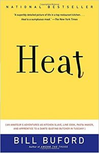 heat by bill buford book cover