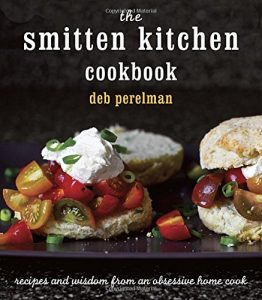 smitten kitchen cookbook by deb perelman book cover
