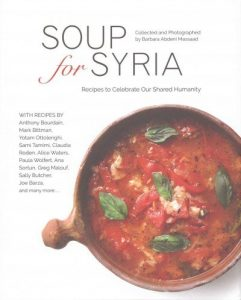 soup for syria cookbook cover