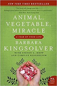 animal vegetable miracle by barbara kingsolver book cover