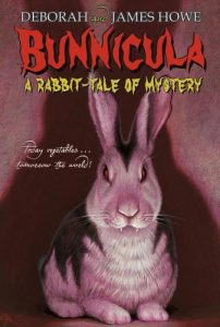 Bunnicula by James & Deborah Howe book cover