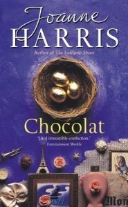 chocolat by joanne harris book cover