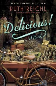 delicious by ruth reichl book cover