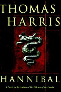 hannibal by thomas harris book cover