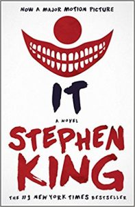 It by Stephen King book cover