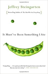 it must have been something i ate by jeffrey steingarten book cover