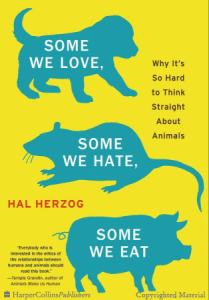 some we love, some we hate, some we eat by hal herzog book cover