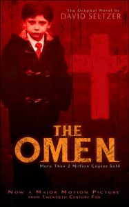 The Omen by David Seltzer book cover