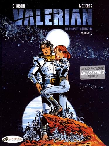 Valerian, Vol. 1: The Complete Collection by Pierre Christin