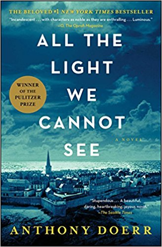 all the light we cannot see by anthony doerr book cover