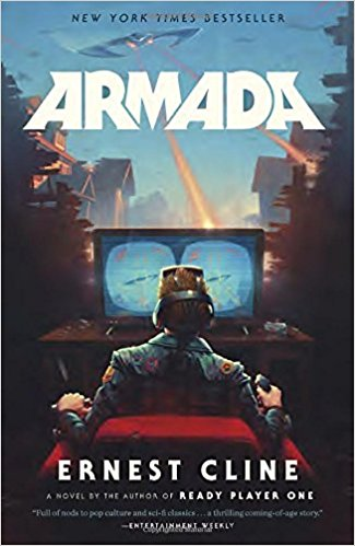 armada by ernest cline book cover