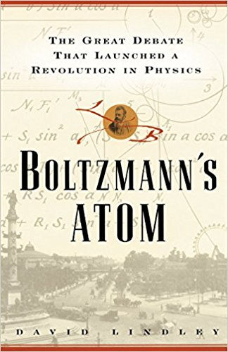 boltzmann's atom by david lindley book cover