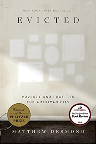 evicted poverty and profit in the american city by matthew desmond book cover