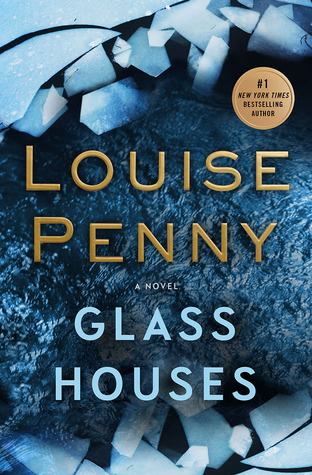 glass houses by louise penny book cover