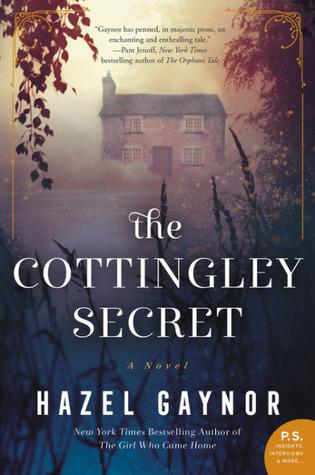 the cottingley secret by hazel gaynor
