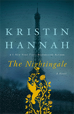the nightingale by kristin hannah book cover