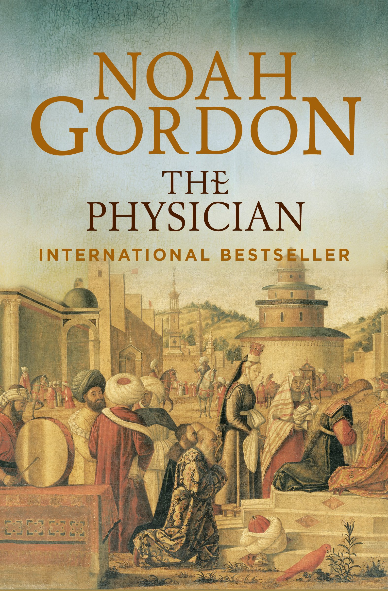 the physician noah gordon