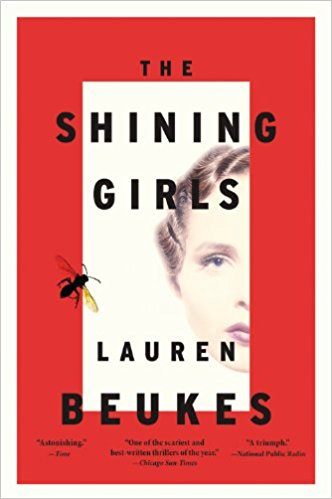 the shining girls by lauren beukes book cover