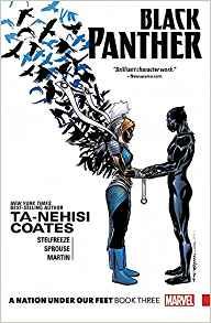 Black Panther Book 3