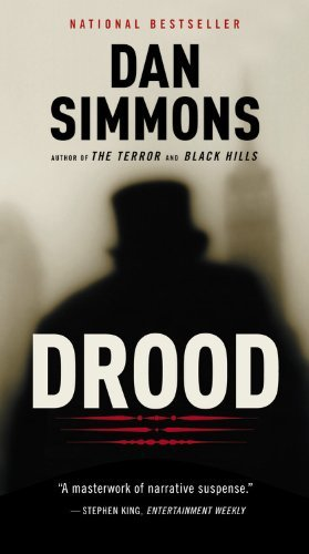 drood by dan simmons book cover