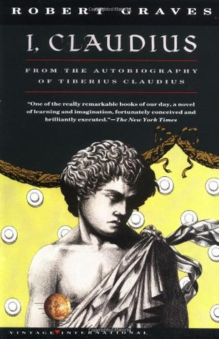 i, claudius by robert graves book cover
