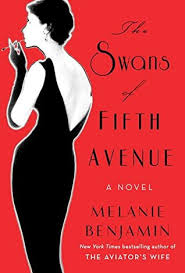 swans of fifth avenue by melanie benjamin book cover