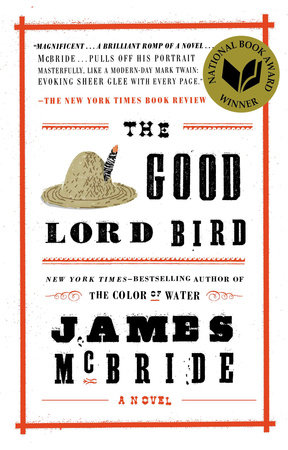 the good lord bird by james mcbride book covers