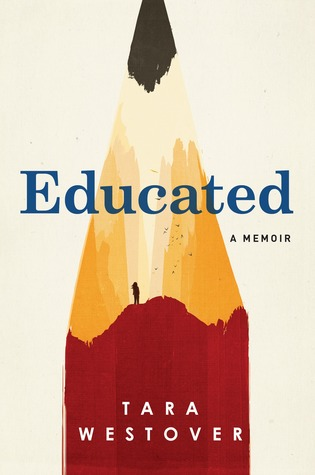 educated a memoir by tara westover book cover