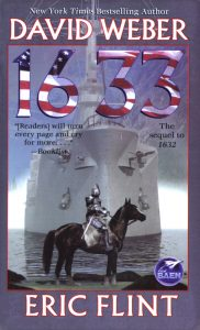1633 by David Weber & Eric Flint book cover