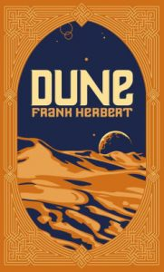 Dune by Frank Herbert book cover