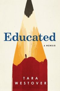 Educated by Tara Westover book cover