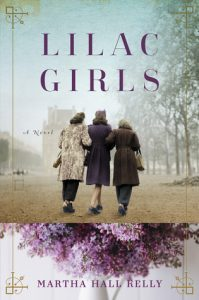 Lilac Girls by Martha Hall Kelly book cover