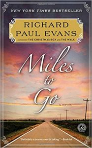 Miles to Go by Richard Paul Evans book cover