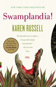 Swamplandia! By Karen Russell book cover