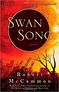 Swan Song by Robert McCammon book cover