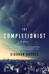 The Completionist by Siobhan Adcock book cover