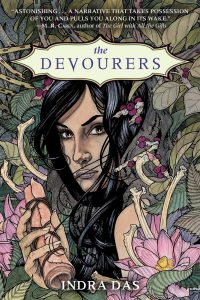 The Devourers by Indra Das book cover