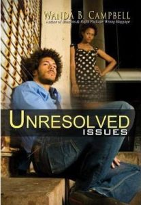 Unresolved issues by Wanda B. Campbell book cover
