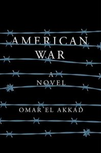 american war by omar el akkad book cover