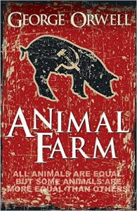 animal farm by george orwell