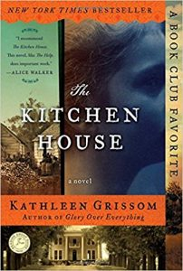 the kitchen house by kathleen grissom book cover
