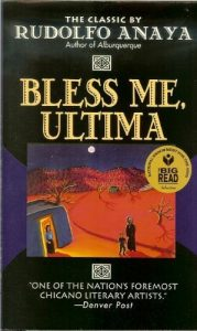 Bless Me, Ultima by Rudolfo Anaya book cover