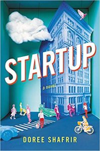 startup by doree shafrir book cover